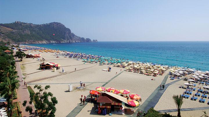 Turska Alanja leto plaže Alanja letovanje cenovnik Alanja