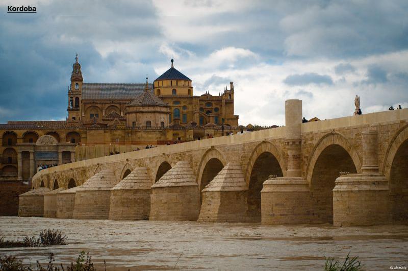 Andaluzija Kordoba paket aranžmani avio putovanje proleće evropski gradovi