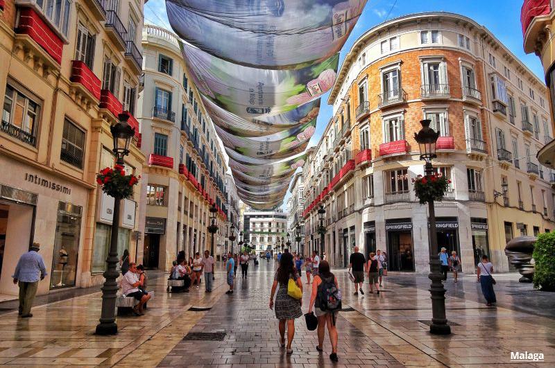 Andaluzija Malaga paket aranžmani avio putovanje proleće