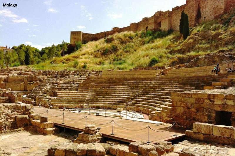 Andaluzija Malaga putovanje avinom direktan čarter let evropske metropole