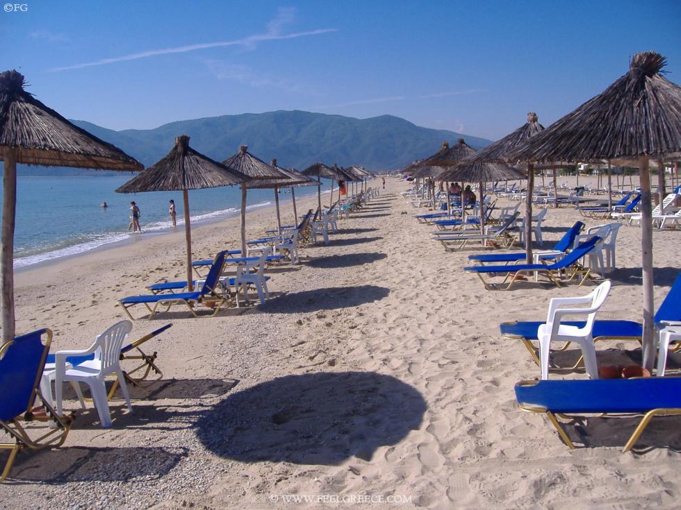 Letovanje Grčka Asprovalta leto letovanje cene apartmana