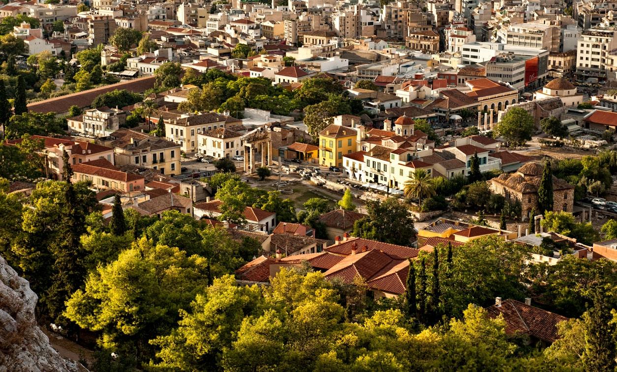 Atina paket aranzman avionom putovanje 1.maj