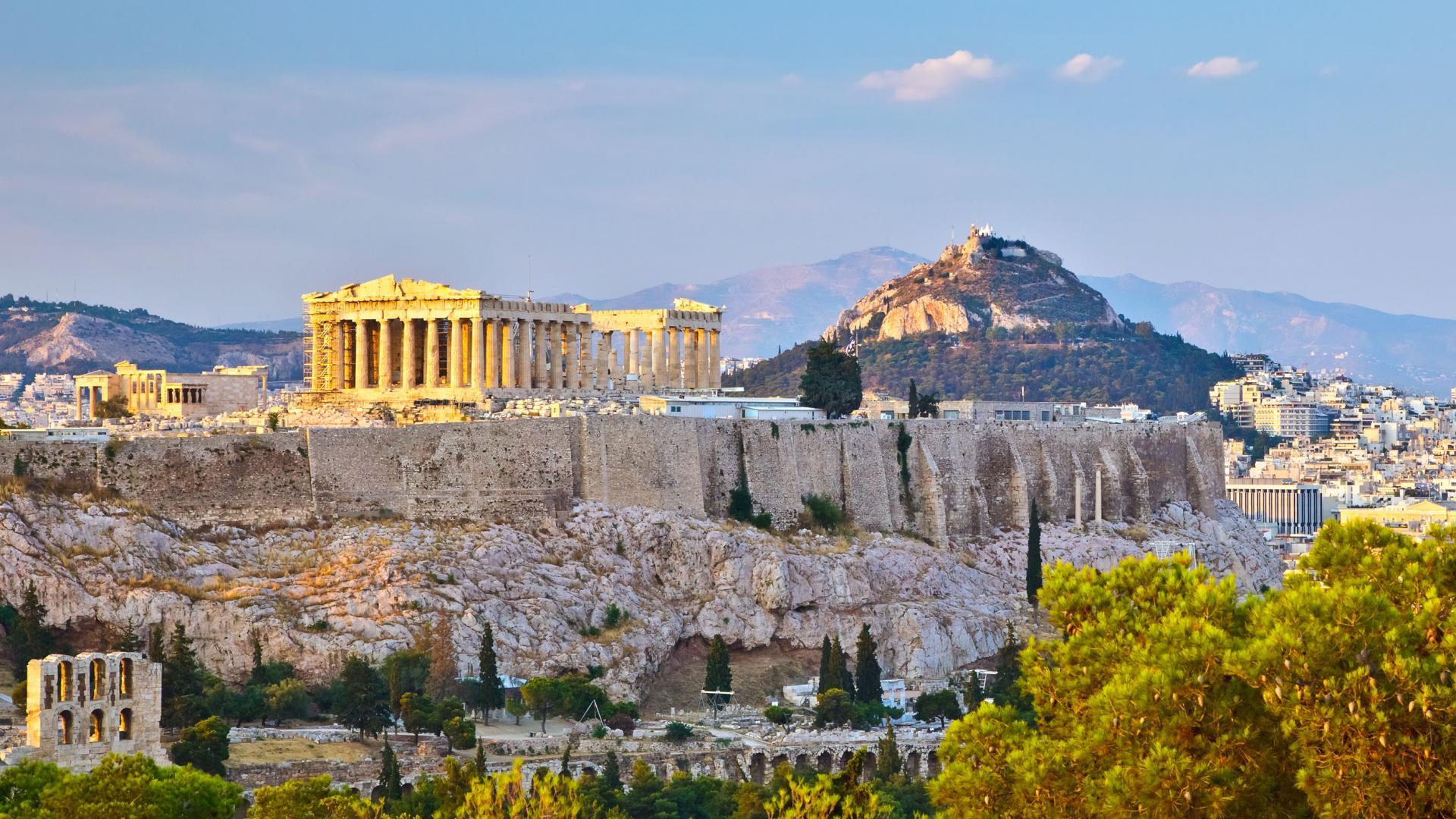 GRČKA ATINA AVIONOM PONUDA JESENJA PUTOVANJA PONUDA