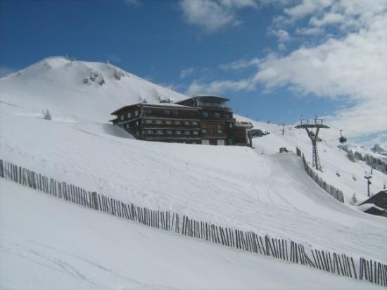 kicbil zima skijanje zimovanje austrija cene kicbil