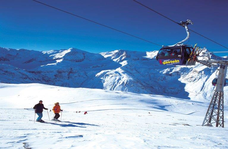 bad gastein - hofgasten zima skijanje zimovanje austrija cene bad gastein - hofgasten