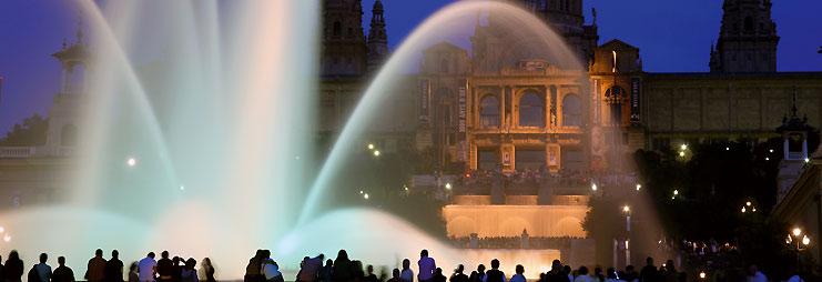 Barselona direktan let ponuda aranžmana Dream Land