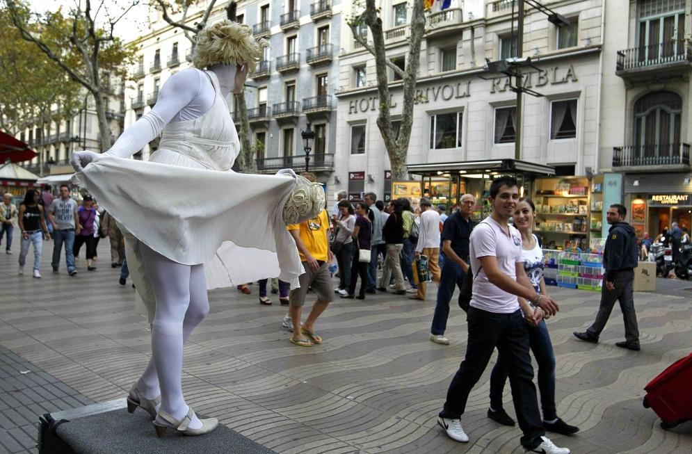 Barselona aranžmani jesenja putovanja oktobar