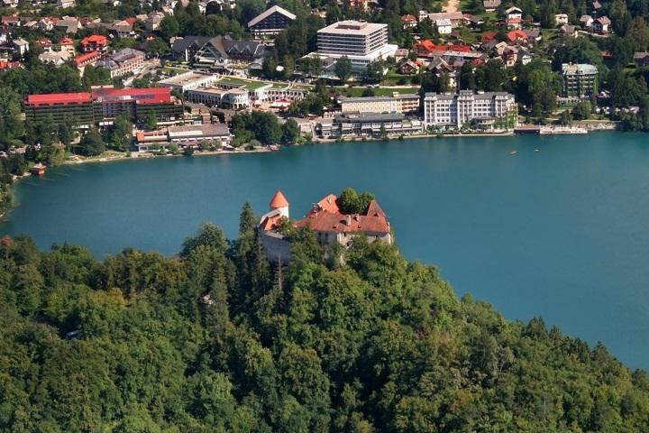 Bled - Slovenija - Wellness - Spa - ponude