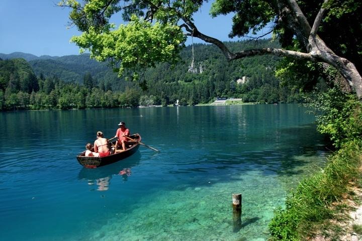 Bled - Slovenija - Wellness - Spa - jesenja putovanja