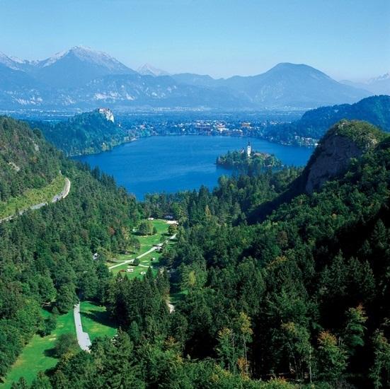 Bledsko jezero Slovenija hoteli ponude