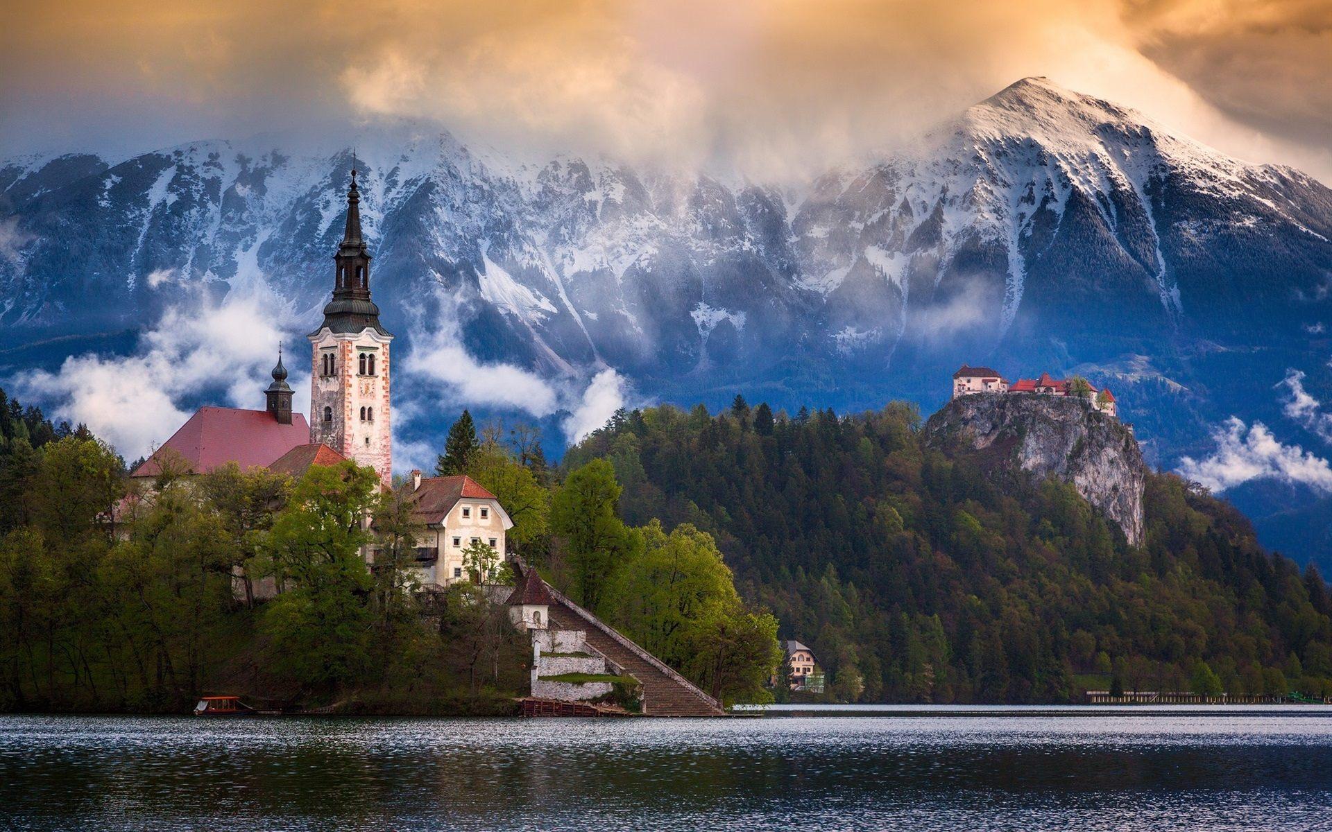 Bled - Slovenija - Wellness - Spa - aranžmani jesen - mini odmor