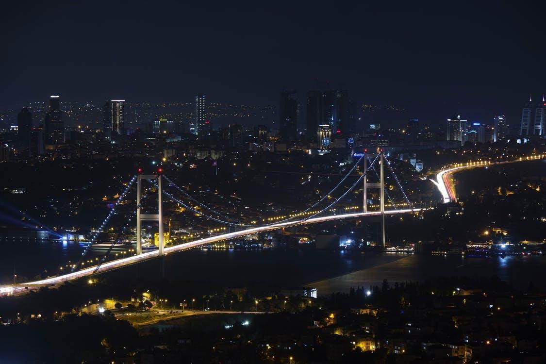 ISTANBUL NOVA GODINA 2020 AVIONOM