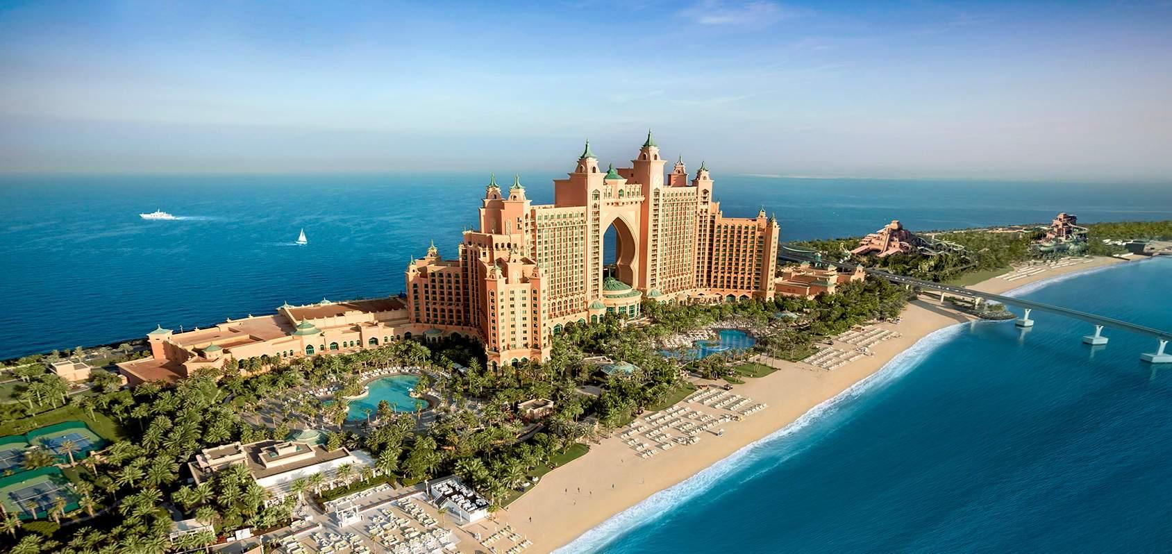 DUBAI NOVA GODINA 2017