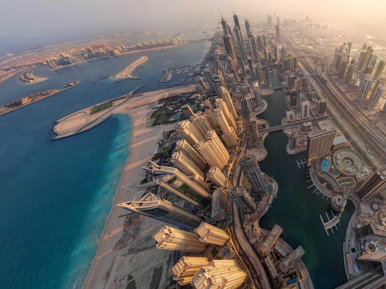DUBAI PUTOVANJE ZA USKRS PRVI MAJ ARANŽMAN DUBAI