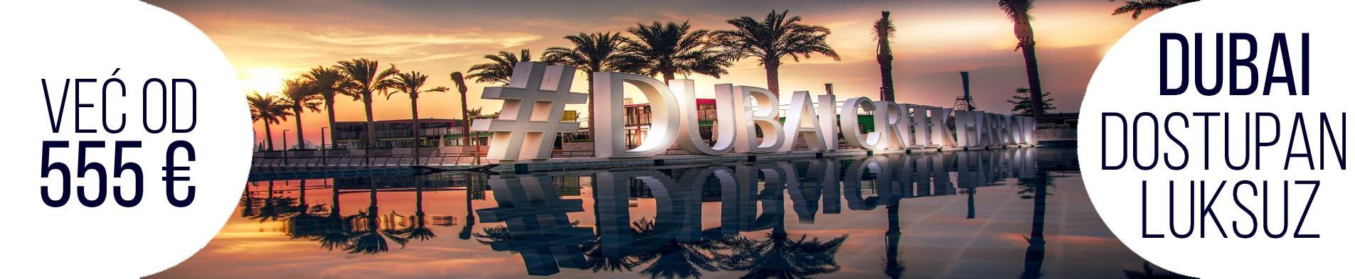 DUBAI PUTOVANJE