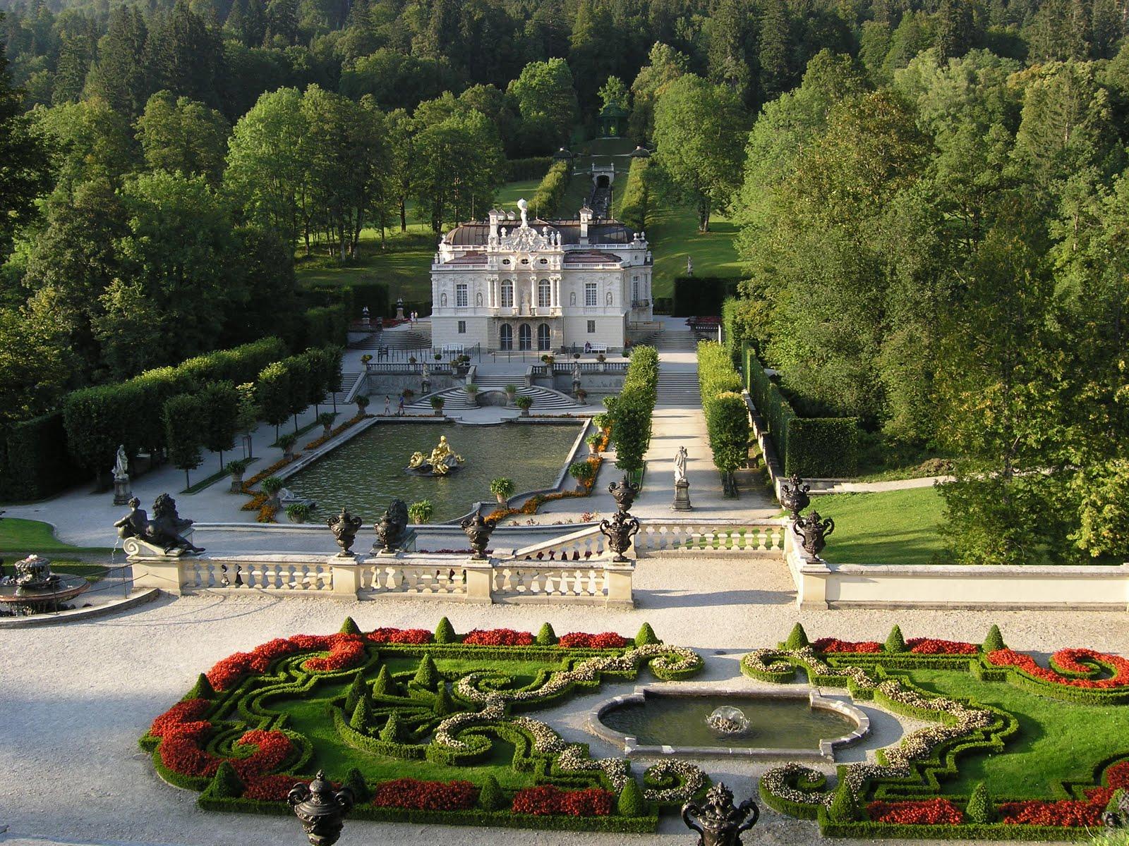 dvorci bavarske jesenja putovanja oktobar novembar