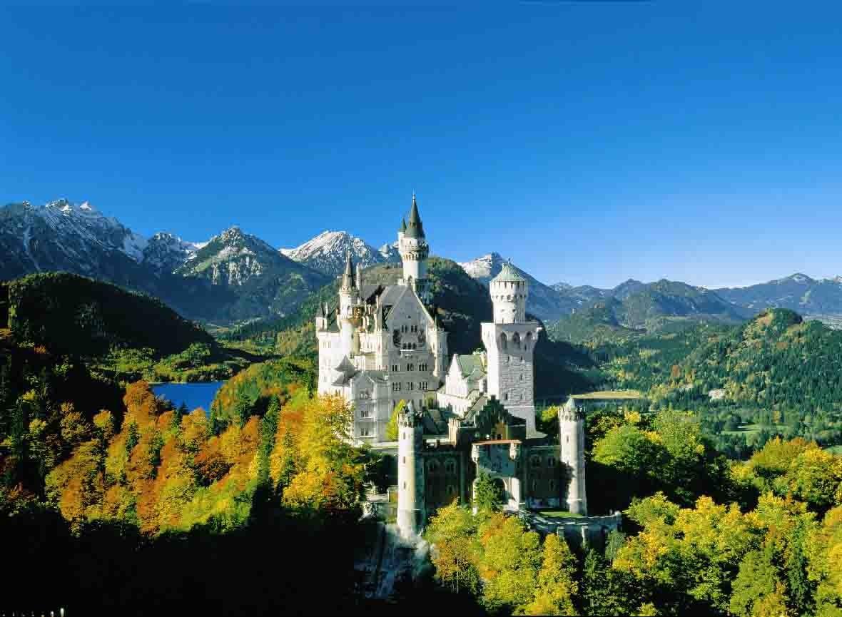 dvorci bavarske jesenja putovanja cene aranzmana