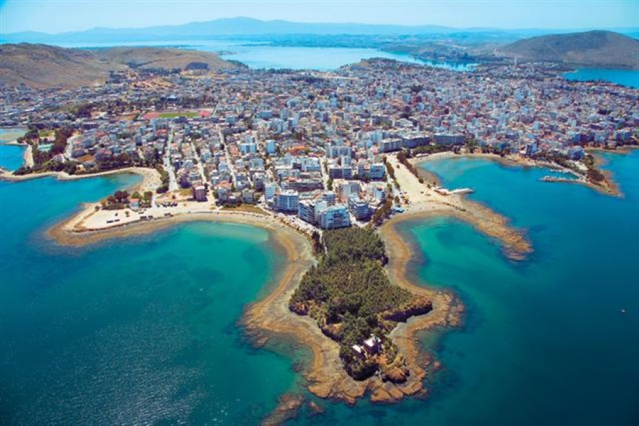 Grčka leto 2017 Evia ostrvo slike autobusom letovanje cene