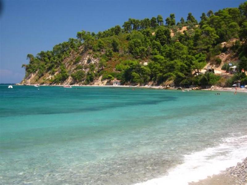 Plaža Evia letovanje 2017 Grčka apartmani autobusom