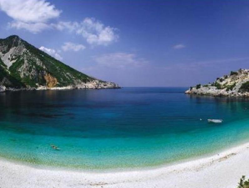 Evia Grčka plaža ponuda leto 2017 autobusom smeštaj