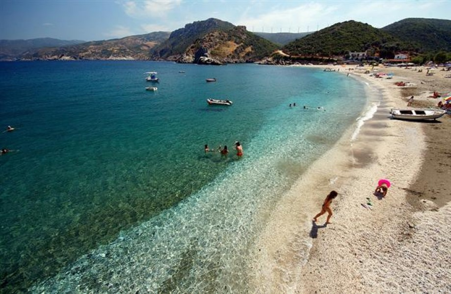Grčka ostrvo Evia apartmani letovanje 2017 apartmani plaža