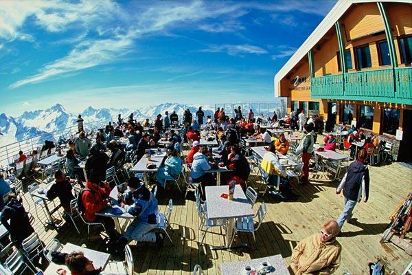 les 2 alpes cene skijanja zimovanje u francuskoj