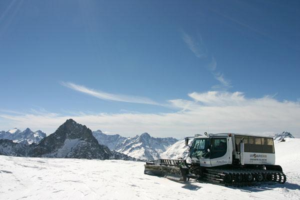 les 2 alpes skijaliste zimovanje u francuskoj les 2 alpes