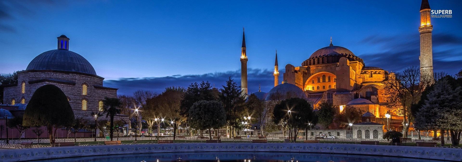 ISTANBUL NOVA GODINA 2018 BUS