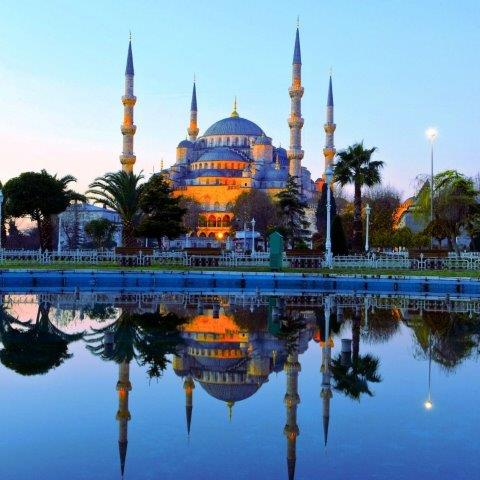 ISTANBUL PRVI MAJ I USKRS BUS