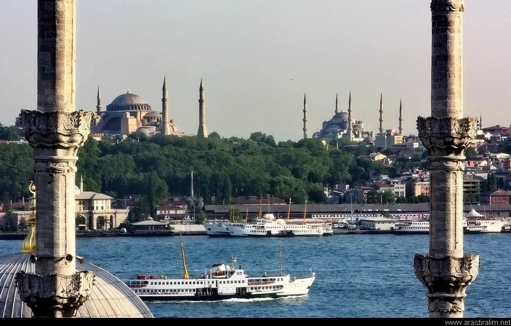 ISTANBUL - PONUDE PROLEĆNA PUTOVANJA - AUTOBUSOM USKRS, 1.MAJ