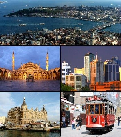 istanbul evropski gradovi nova godina