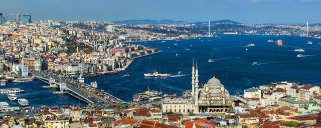 istanbul doček nove godiene evropski gradovi