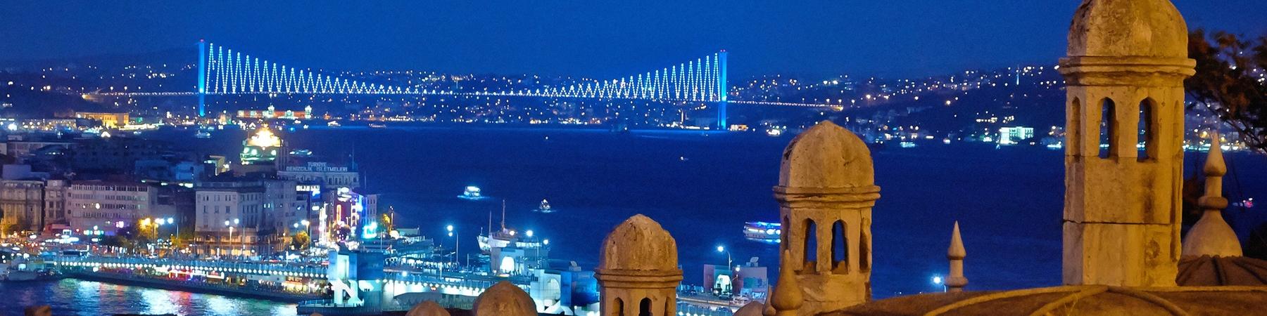 ISTANBUL - PONUDE PROLEĆNA PUTOVANJA - AVIONOM USKRS, 1.MAJ