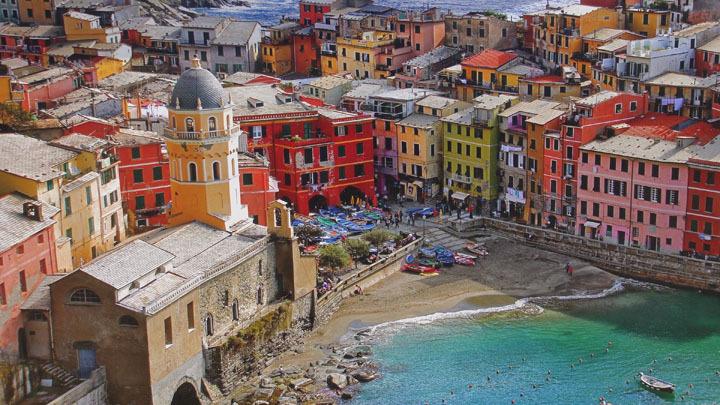 italijanska rivijera aranzman jesenja putovanja