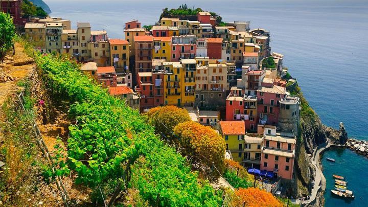 italijanska rivijera jesenja putovanja last minute