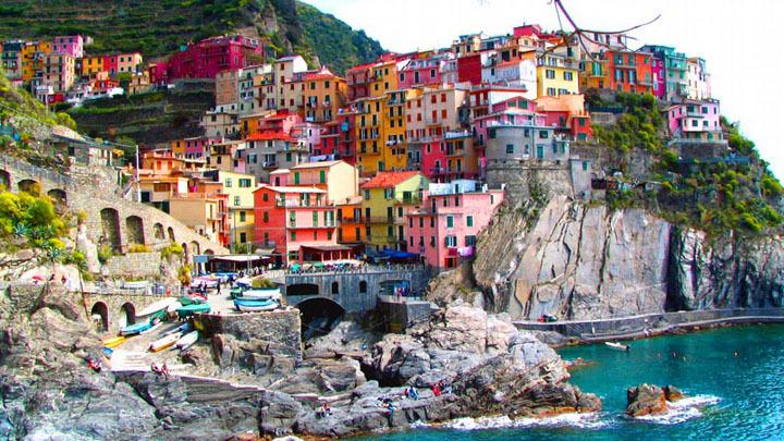 ITALIJANSKA RIVIJERA PUTOVANJE AUTOBUSOM ARANZMANI USKRS I PRVI MAJ