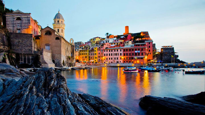 CINQUE TERRE LAST MINUTE PONUDE Italijanska rivijera city break