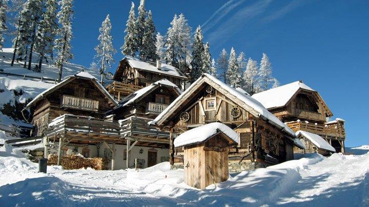 kačberg cene skijanja zimovanje u austriji