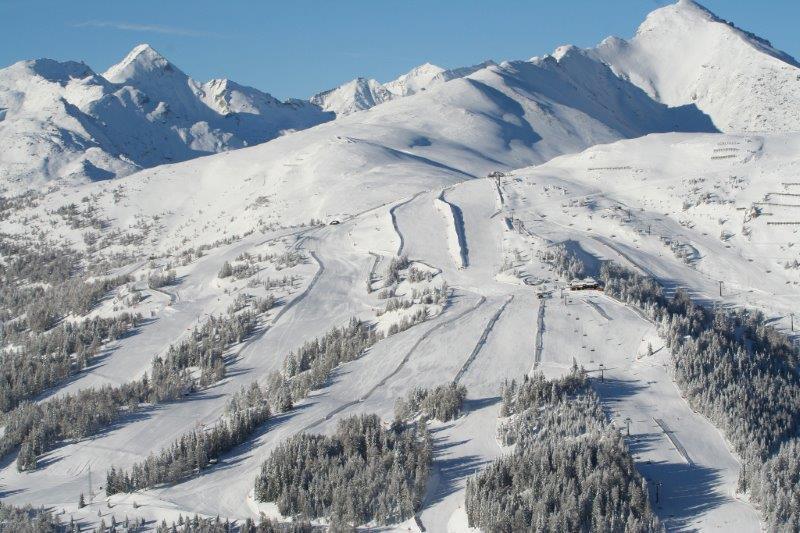 katschberg skijaliste austrija cene aranzmana