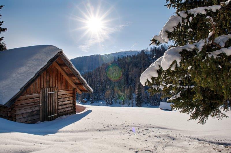 kačberg zima skijanje zimovanje austrija cene kačberg