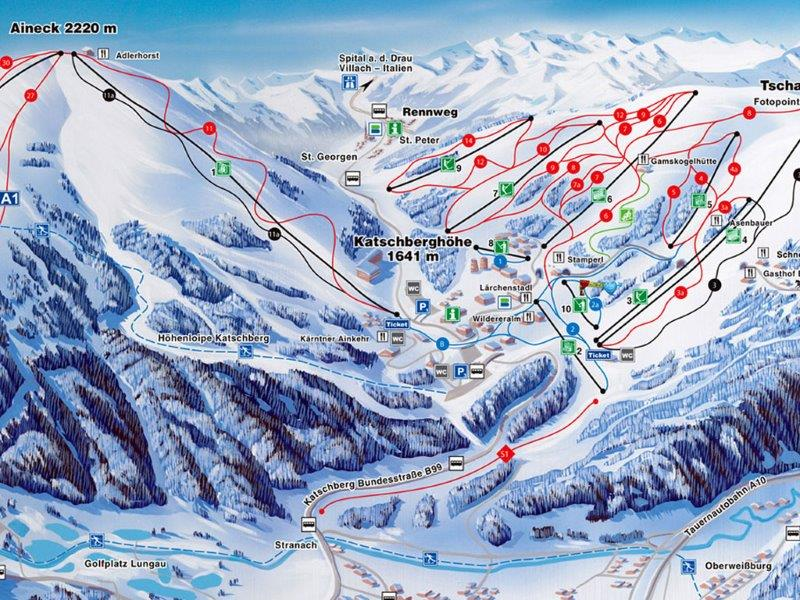 kačberg skijanje zimovanje last minute ponude