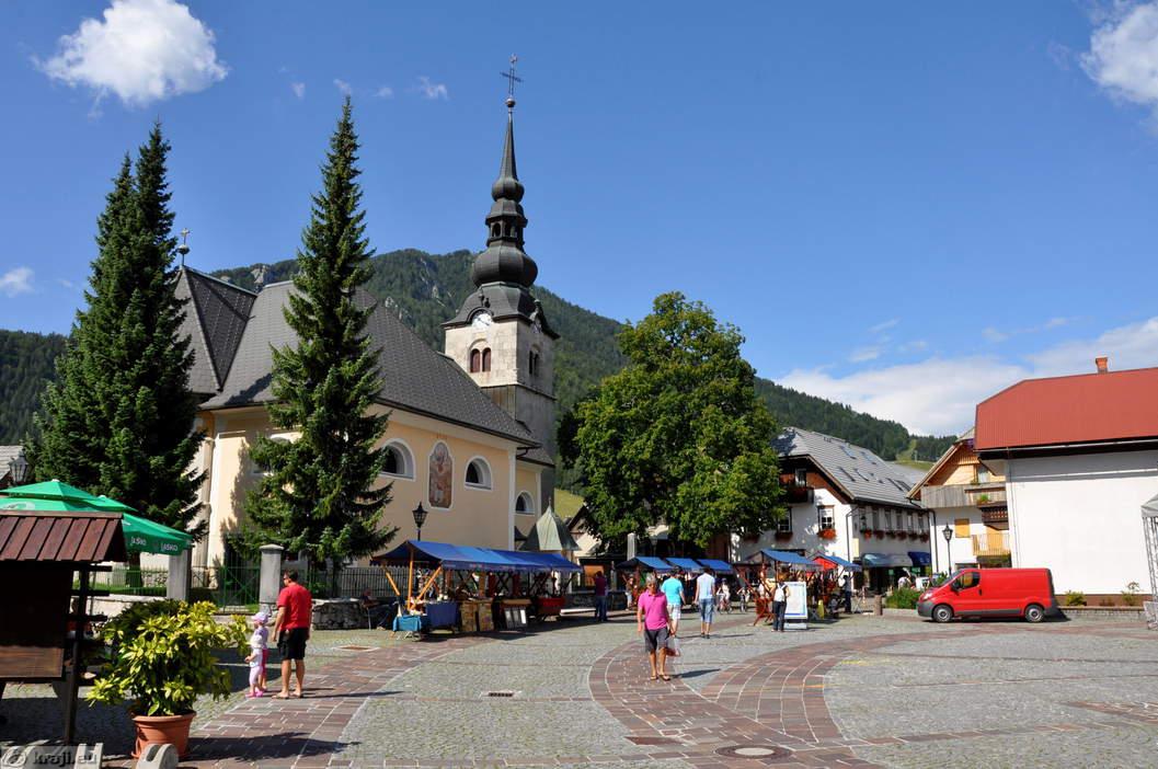 SLOVENIJA - KRANJSKA GORA - WELLNESS & SPA – HOTELI