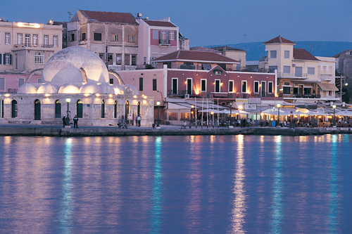 GRČKA KRIT HANJA LETO LETOVANJE AVIONOM HOTELI