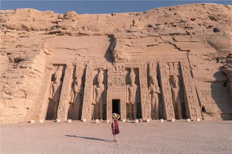 Krstarenje Nilom Egipat oktobar Luksor