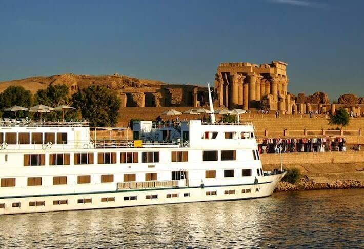 Krstarenje Nilom Egipat oktobar putovanje rekom
