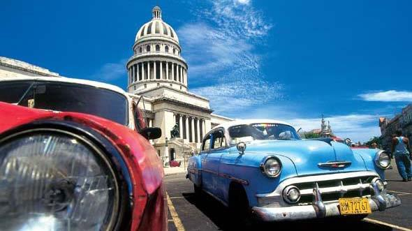 Kuba letovanje putovanje avionom Havana Varadero