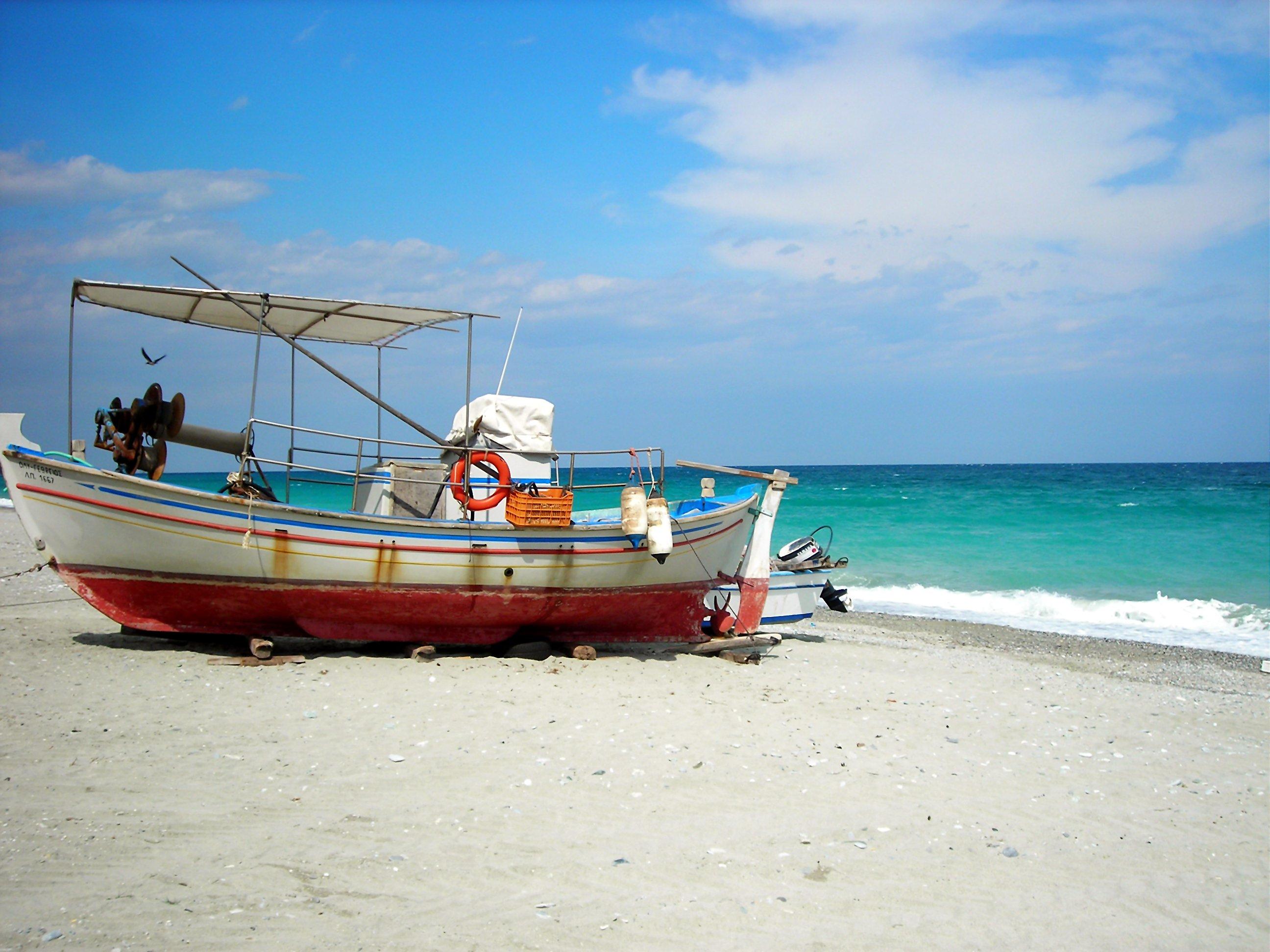 Leptokaria plaža letovanje leto  apartmani