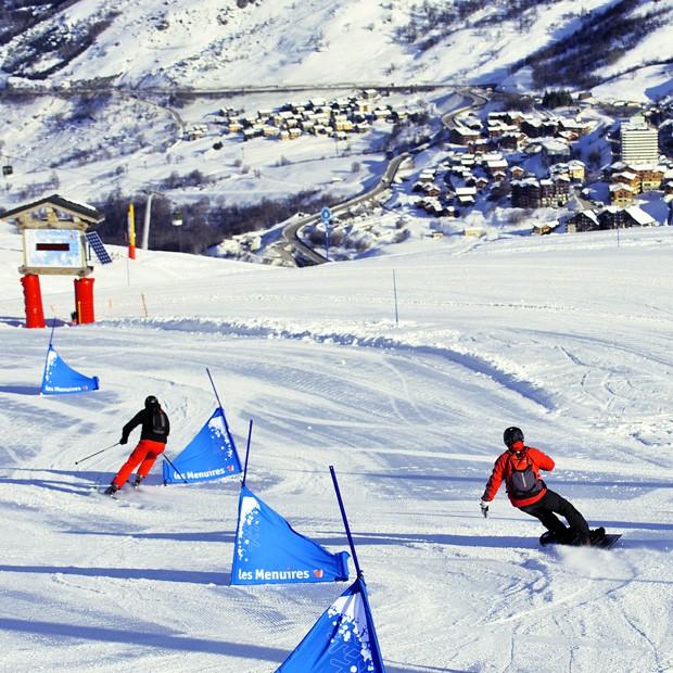 les menueires cene skijanja zimovanje u francuskoj
