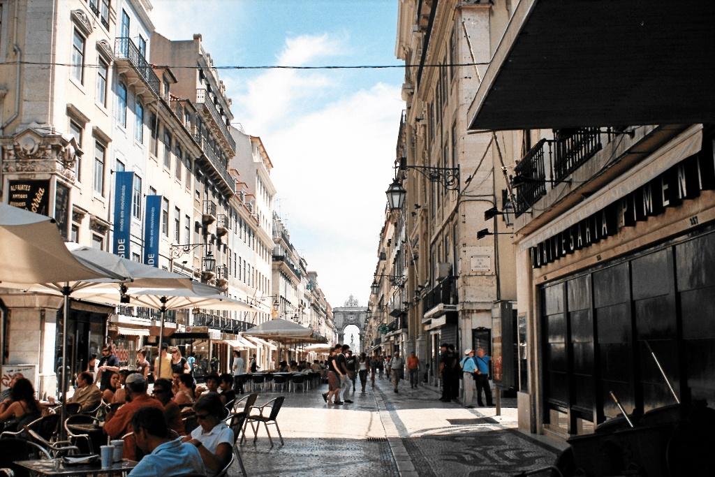 Lisabon - aranžmani za Uskrs - putovanje avionom Prvi maj cene