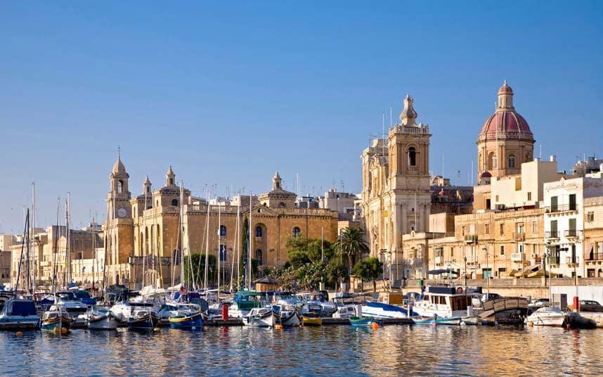 Malta Nova Godina avionom direktan čarter let